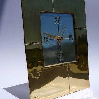 David Marshall - 1980 - Cachet de l'Artiste ( 1,5 kg ) - Horloge, Sculpture