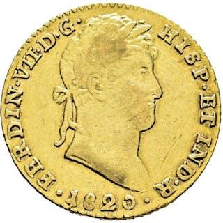 España - 2 escudos - Fernando VII (1808-1833)