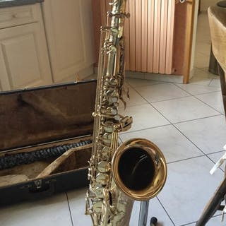 Henri Selmer Paris - ténor- Tenor saxophone - France - 1990