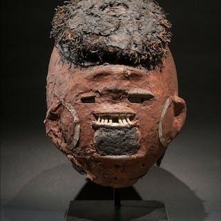 Masque - Bois - Masque Ekiti - Provenance P.Robin - Yoruba - Nigeria