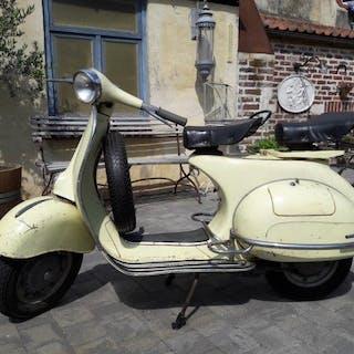 Vespa - GL Hofmann-Meschersmitt - 150 cc - 1960