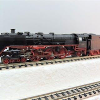 Minitrix N - 12830 - Dampflokomotive mit Tender - BR 03 062 - DRG