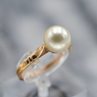 a11662027 18 kt. Yellow gold - Ring - 1.90 ct