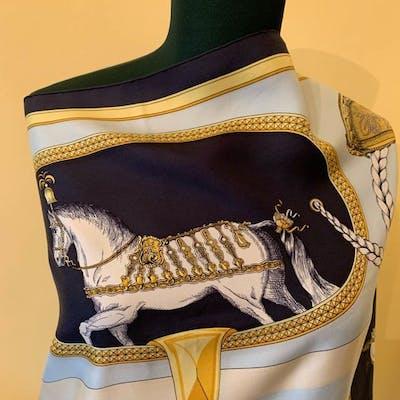 Hermès - Grand Apparat Hermes Prima Edizione, anni 60 Scarf