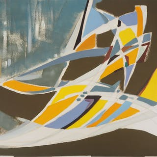 Bernard Herzog - Inspiration de Kupka