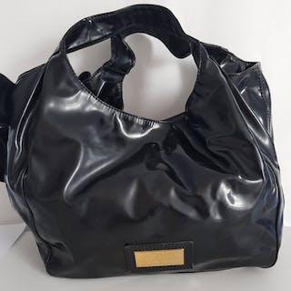 Valentino - Black Nuage Side RibbonHandbag