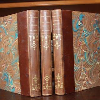 Guy de Maupassant - 6 romans - sans date (vers 1900)