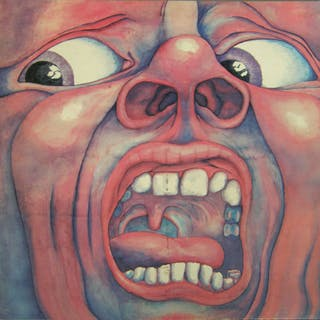 King Crimson - In The Court Of The Crimson King (An...