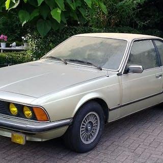 BMW - 633 csi - No Reserve! - 1976