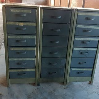 industrial chest of drawers metal (3)