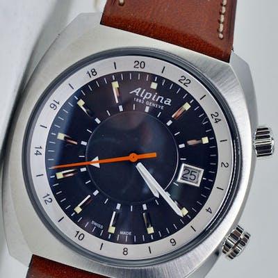 Alpina - Startimer Pilot Heritage GMT Automatic...
