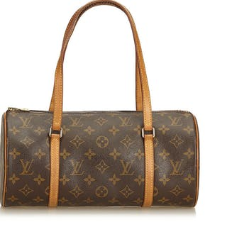 93a86f037e8 Louis Vuitton - Monogram Papillon 30 Handbag