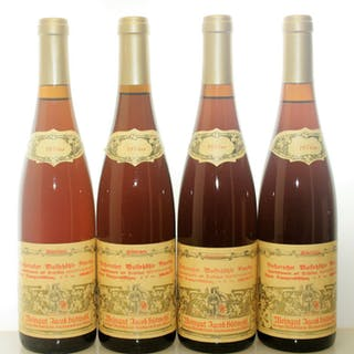 1976 Riesling Beerenauslese - Bacharacher Wolfshöhle...
