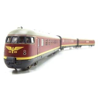 Märklin H0 - 39080 - Zugeinheit - Schnellzug Serie VT 08.5 - DB
