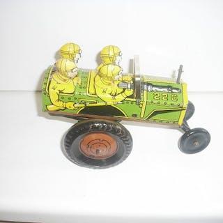 Marx - jumpin jeep - 1940-1949 - USA