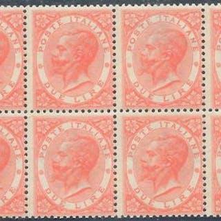 Italia Regno  1863 - Lire 2