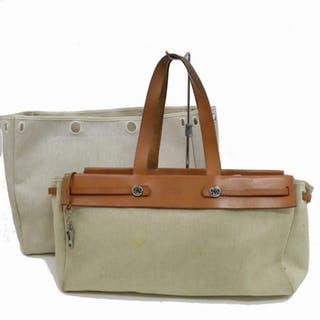 Hermès - Herbag Handbag