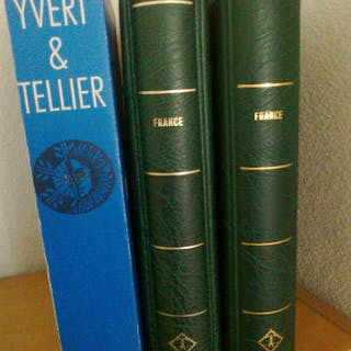 France 1951/1999 - Nations Unies/New York: 1 album de...