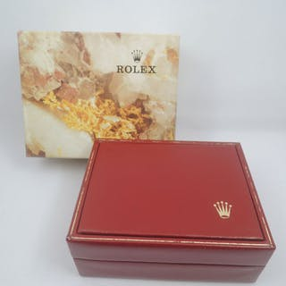"Rolex - Red Box 14.00.02 Datejust ""NO RESERVE PRICE"" - Men - 1990-1999"