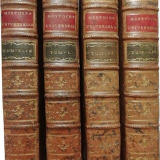 Histoire Universelle: Histoire des Shahs de Persie, Industan etc. - 1783/1783
