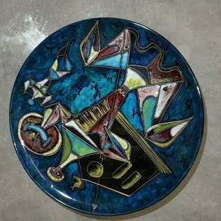 Batignani - Lastre (2) - Ceramica