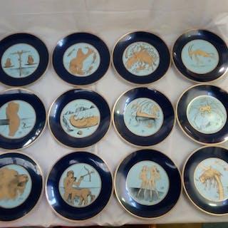 Salvador Dali - Plates (12) - Ceramic