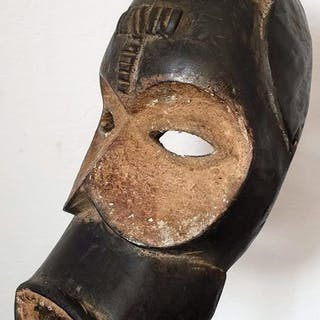 Masque - Bois dur - Ibibio / Ogoni - Nigeria