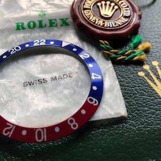 Rolex - Rolex pepsi GMT master insert ref 1675(0)