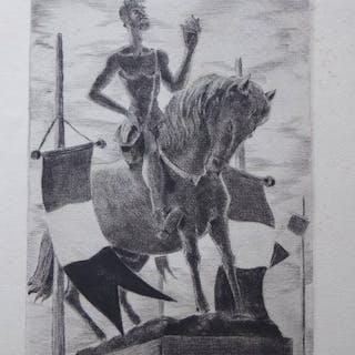 Jules Romains - Les Copains. Illustré par Paul G. Klein  - 1949
