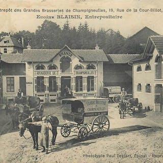 France - Grandes Brasserie de Champigneulles...