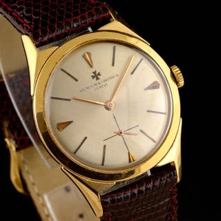 Vacheron Constantin - Vintage 18K Gold - 6068 - Men - 1950-1959