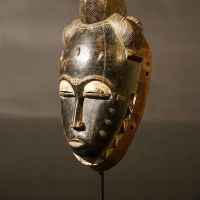 Sculpture - Wood - Baule - Ivory Coast