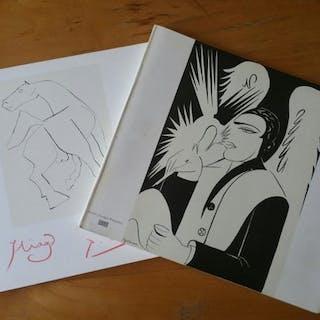 Iliazd (Ilya Zdanevitch) - La rencontre Iliazd-Picasso & Iliazd  - 1976/1978