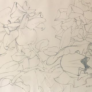 André Lhote (1885-1962) - Composition florale