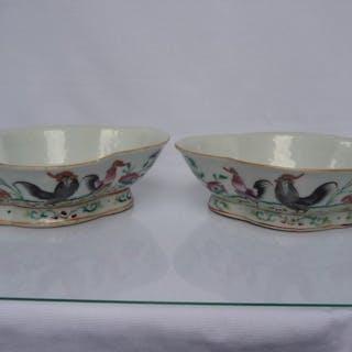 Pot - Porcelain - China - Late 19th century