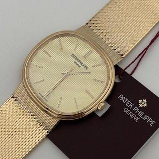 Patek Philippe - Golden Ellipse Micro Rotor- 3739 - Men - 1970-1979