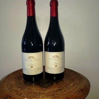 2000 Viña El Pisón Artadi - Rioja - 2 Botellas (0,75 L)
