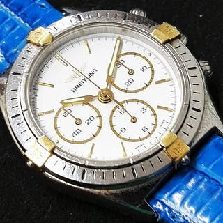 Breitling - Callisto Chronograph - Ref B11045 - Men - 1990-1999