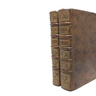 Jacques Bénigne Bossuet - Discours sur l'histoire universelle - 1738