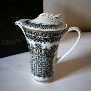 Versace Paul Wunderlich - Rosenthal, Marqueterie - Milchkännchen - Porzellan