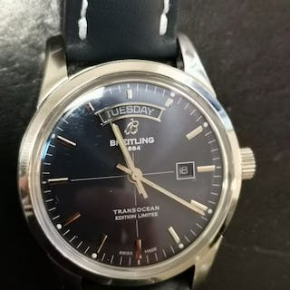 Breitling - Transocean Limited Edition- Ref. A45310 - Men - 2011-present