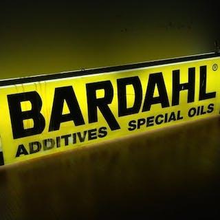 Cartel Luminoso - BARDAHL ADDITIVES - SPECIAL OILS - 1995-2000
