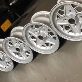 Rims Mini Classic Mini Mille Miglia Velgen 10 Innocenti