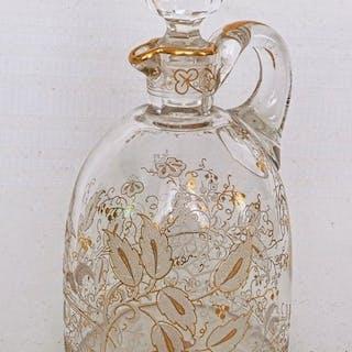 Baccarat - carafe à liqueur - Cristal