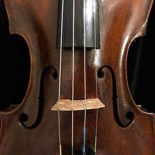 English violin, probably by Thomas Smith ca 1750 - 4/4 - Violin - England - 1750