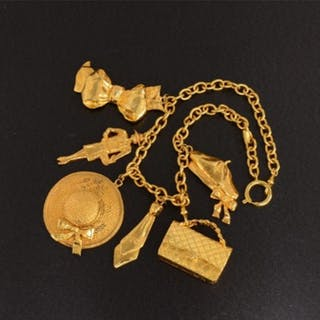 38029686f Chanel - Chanel vintage Necklace Necklace
