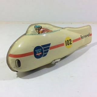 Arnold - 102 - Car NSU Record racer - 1950-1959 - Germany
