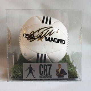 Real Madrid - Christiano Ronaldo - Football
