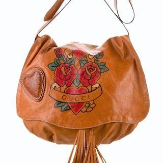 51b7025f6 Gucci -Ibiza Tribeca Shoulder bag