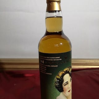 Littlemill 1989 29 years old - The Whisky Agency - 70cl